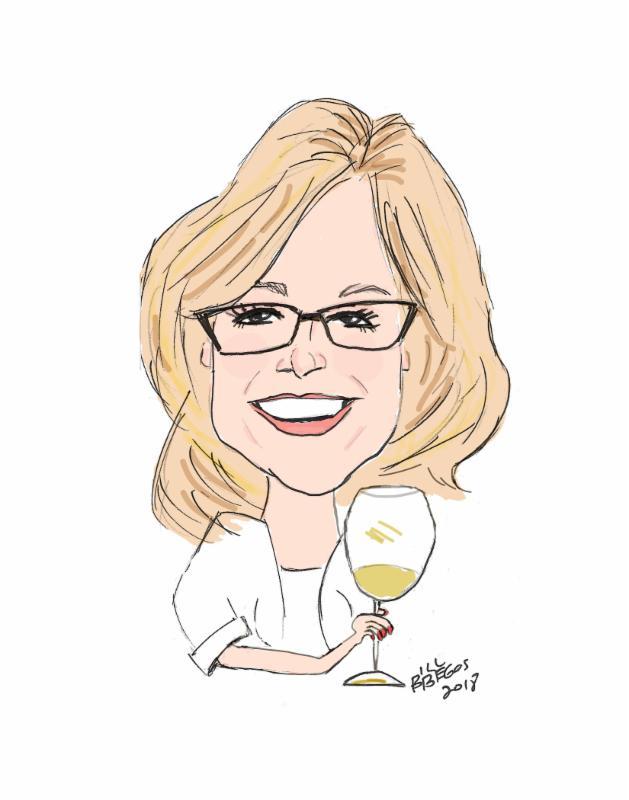 Beth Caricature