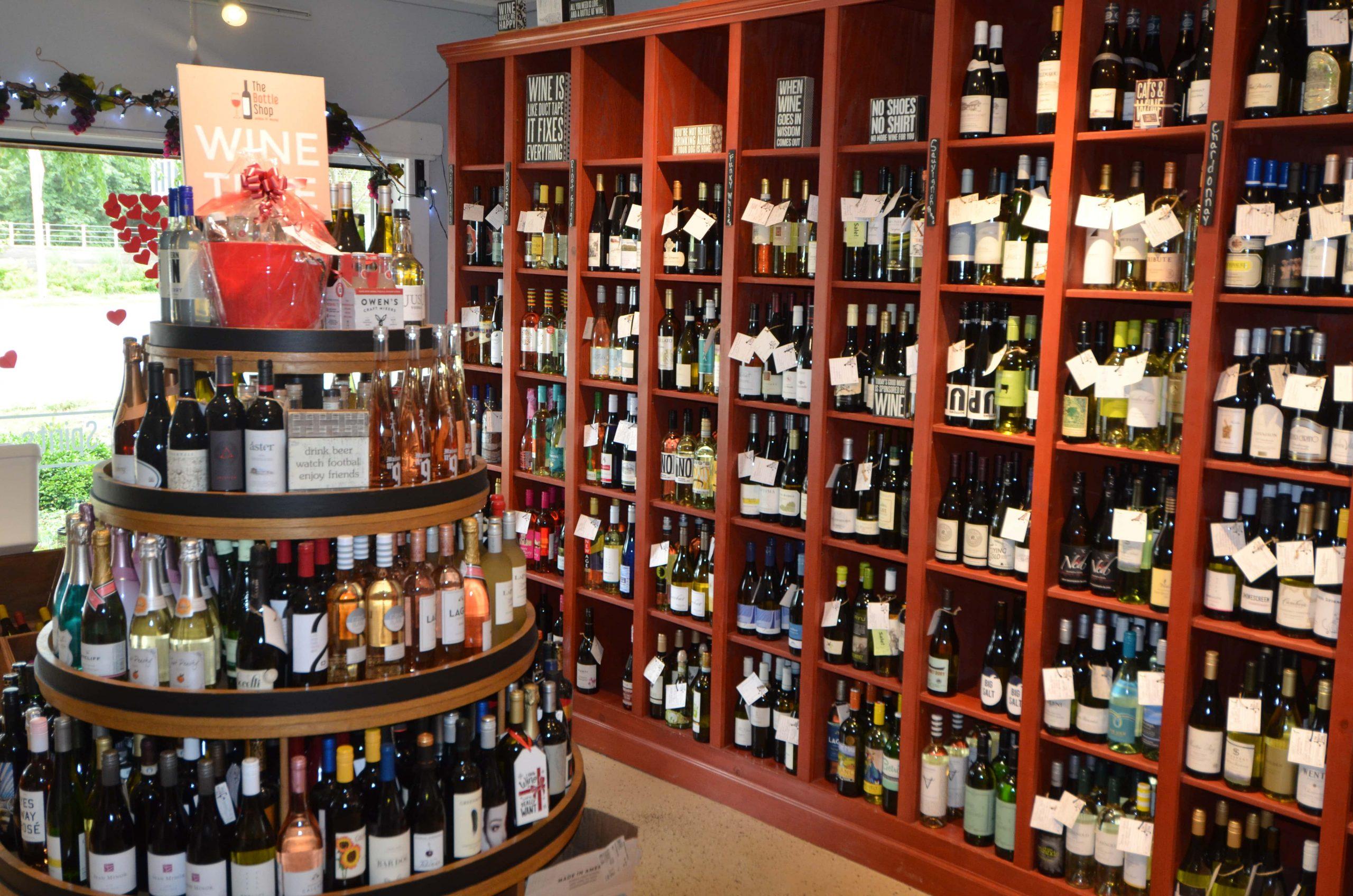 More shelf