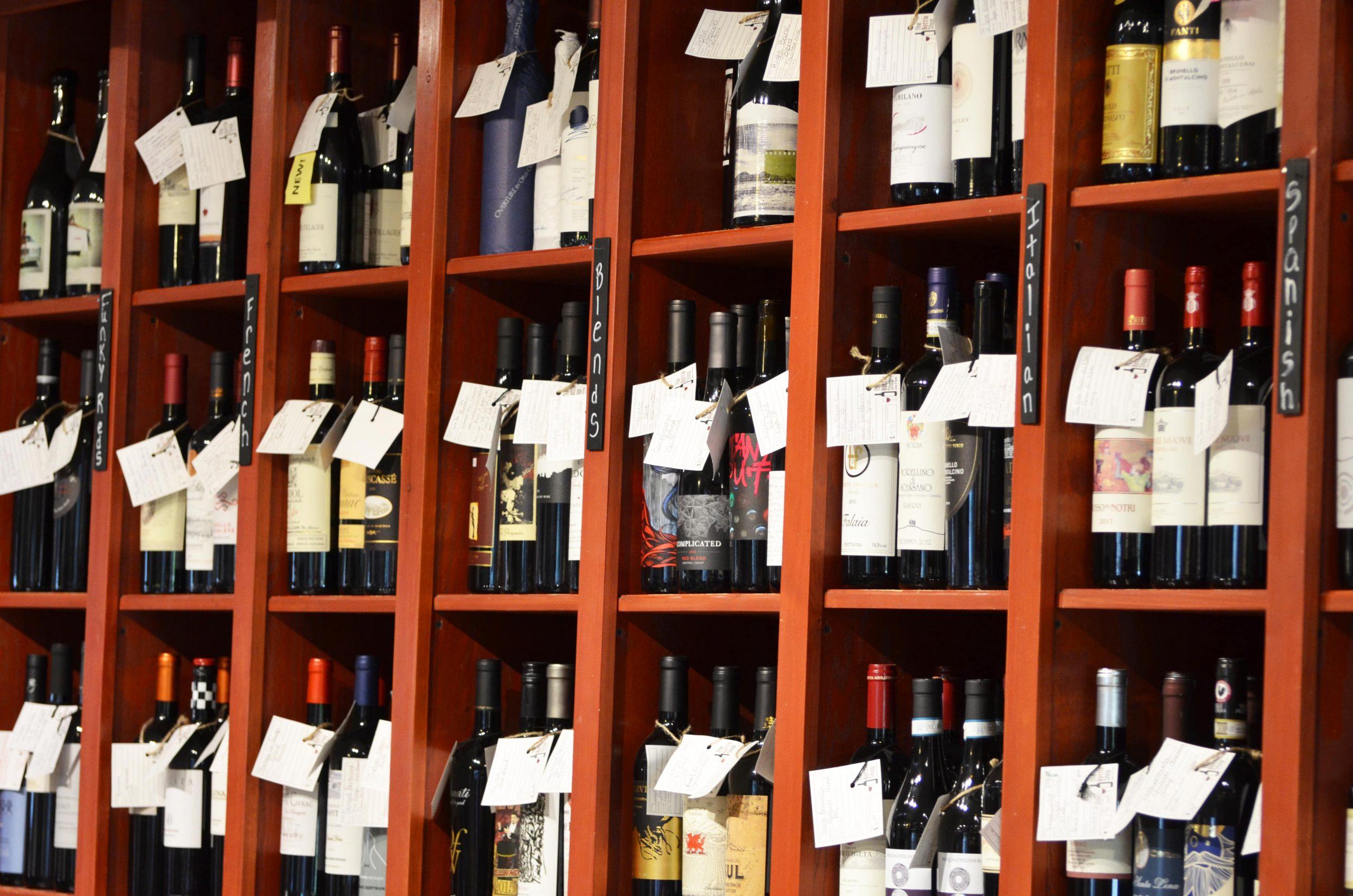 Shelf picture